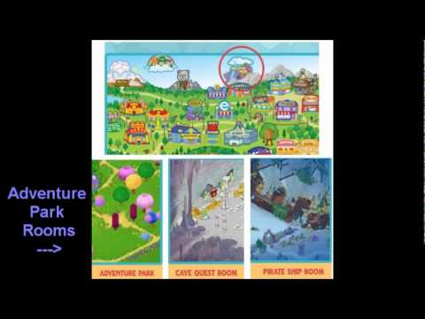 Webkinz Adventure Park Series!