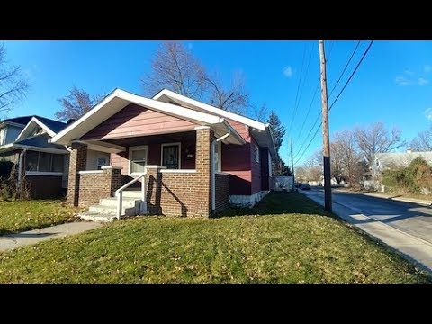 Homes for Rent - 668 N Temple Ave, Indianapolis, IN 46201