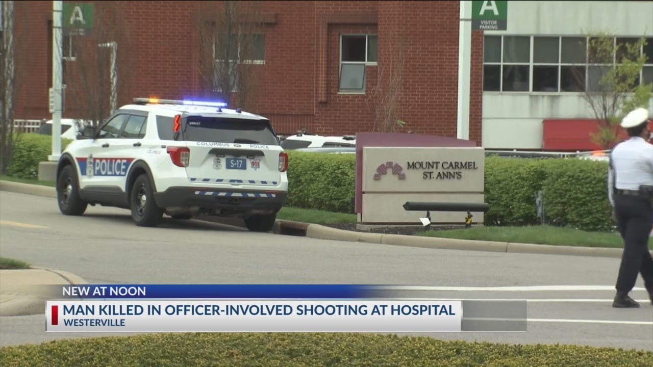 911 calls from St. Ann's Hospital shooting released