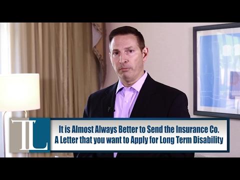 Should I Apply For Long Term Disability Benefits If Denied Short Term Benefits? – John V. Tucker
