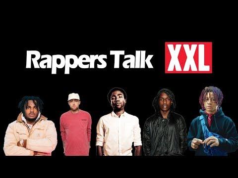 Rappers Talk XXL Freshman List (Childish Gambino, A$AP Rocky, Mac Miller, Trippie Redd & more!)
