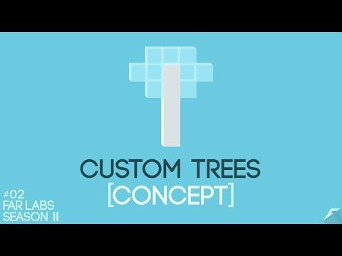 Custom Trees in Vanilla Minecraft [Far Labs #18]