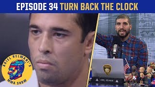Kron Gracie's uncle fighting at UFC 4 in 1994 | Turn Back the Clock | Ariel Helwani's MMA Show