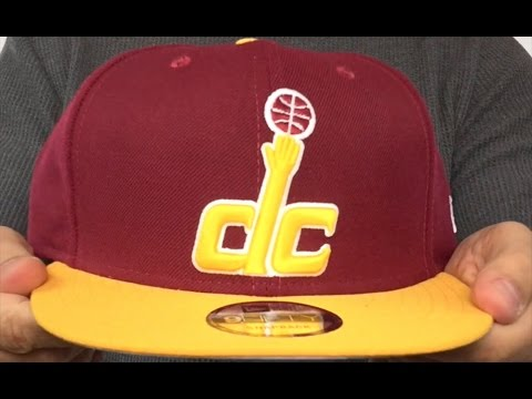 Redskins  2015 NFL DRAFT  Burgundy-Gold Fitted Hat by New Era ... 92916b930