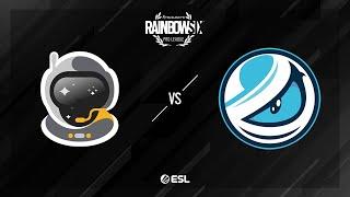 Spacestation Gaming vs. Luminosity Gaming - Kafe - Rainbow Six Pro League - Season XI - NA