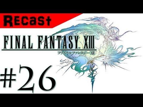 Let's Play Final Fantasy 13 (FF13) (PS3/Deutsch/HD+)- Part 26 - Odin!