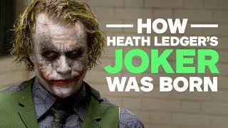 The Dark Knight: How Heath Ledger