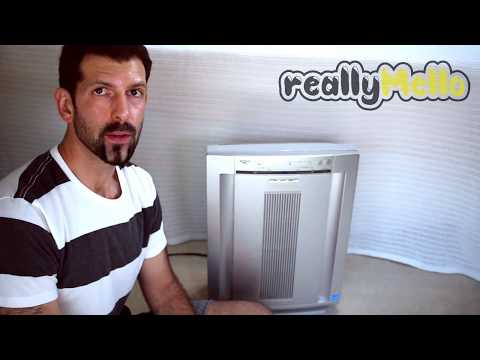 How to change the filter on the Winix 5300 air purifier