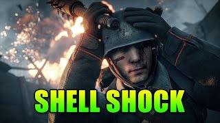 Shell Shock - Squad Up | Battlefield 1 DLC Gameplay