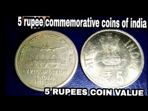 5 rupees , commemorative , coins of India