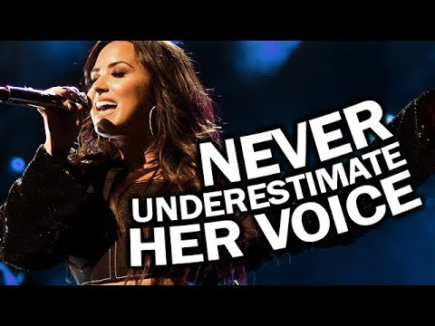 Demi Lovato Attacking HIGH NOTES Like They're NOTHING! (2018 LIVE VOCALS!)