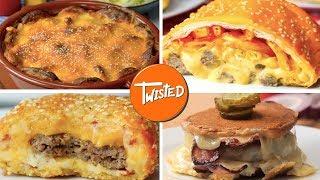 15 Twisted Cheeseburger Recipes