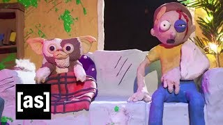Rick and Morty The Non-Canonical Adventures: Gremlins | Adult Swim