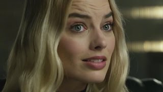 Suicide Squad - Harley Quinn Therapy (2016) Margot Robbie vs. Gronk