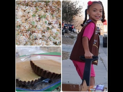 Vlog: *February 4, 2018* ~Keto Recipes & Girl Scout Cookies!~
