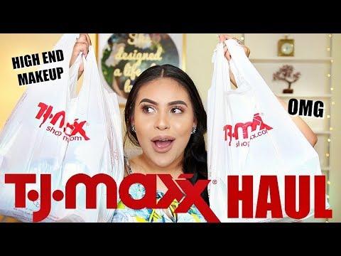 TJMAXX BEAUTY HAUL 2018: CHEAP MAKEUP + SKINCARE DEALS | JuicyJas