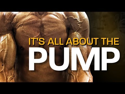 It's All About The PUMP