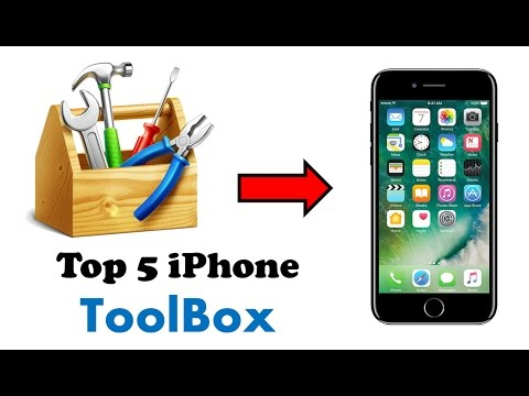 Top 5 iPhone Toolbox