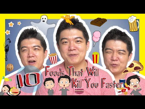 Learn the Top 10 Foods That Will Kill You Faster in Korean