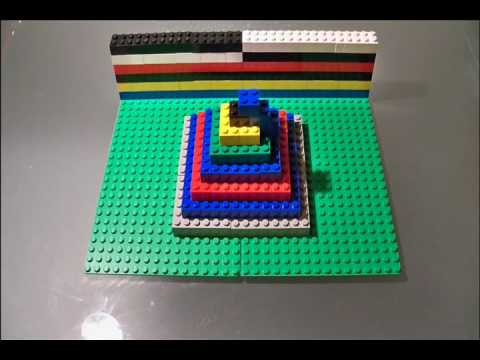 Awesome Lego Stop Motion Animation