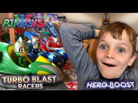 PJ Masks - CatBoy's Turbo Blast Tricked (Disney Junior)