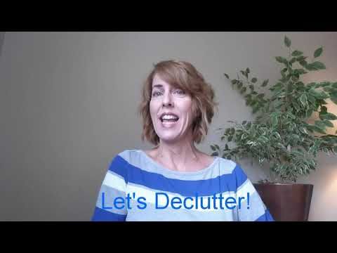 Time to Declutter! Tips to Reduce Overwhelm
