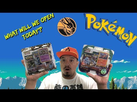 PokeCoin Flip - Guardians Rising vs Forbidden Light - What Will We Open Today? - Pokemon Opening