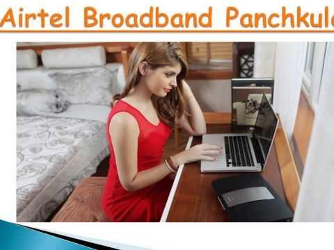 Airtel Broadband Connection Service in Chandigarh
