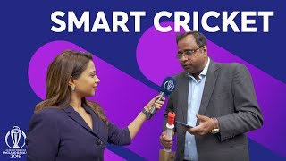 Revolutionising Batting with Smart Cricket | ICC Cricket World Cup 2019