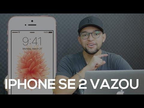 O iPHONE SE 2 VAZOU! LANCAMENTO EM MAIO?!