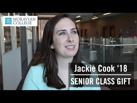 Jackie Cook '18 | Senior Class Gift