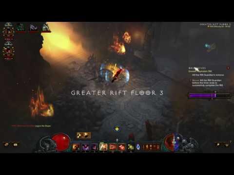Diablo 3: The Diversity Of Uncommon Builds (Team 8/12 Grift 62 v2.4.1)