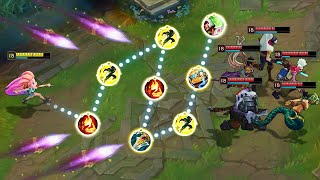 THE POWER OF MAGES! - 200 IQ Tricks & Outplays (League of Legends)