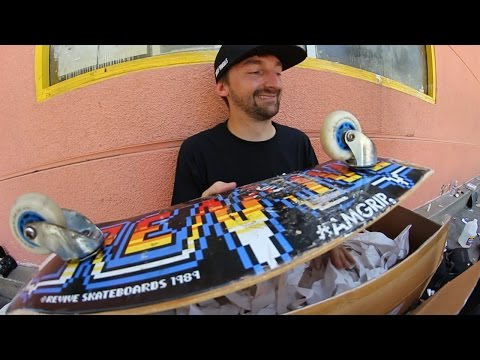 RIPSTICK SKATEBOARD | YOU MAKE IT WE SKATE IT EP 20