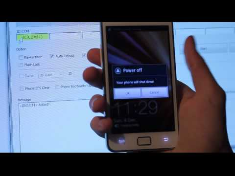 How To Install ClockworkMod 4.0.0.2 On Samsung Galaxy S2! Better RECOVERY Mode!