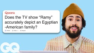 Ramy Youssef Goes Undercover on Reddit, YouTube and Twitter | GQ