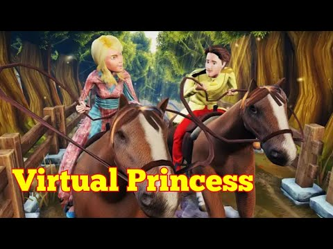 Virtual Princess Love: Happy Family Kingdom by Toucan Games 3D Andriod Gameplay