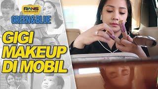 WOW..INILAH TIPS MAKE UP SAAT DI MOBIL ALA NAGITA SLAVINA #GREEN&BLUE
