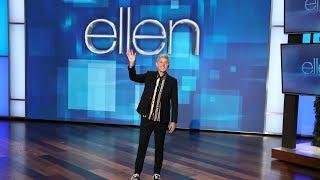 Ellen Gives Her Own Keynote on the Apple Keynote