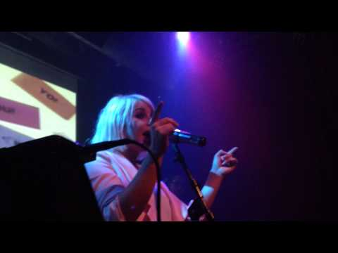 Little Boots - Get Things Done (Live) - San Francisco, CA at Rickshaw Stop 7/17/15