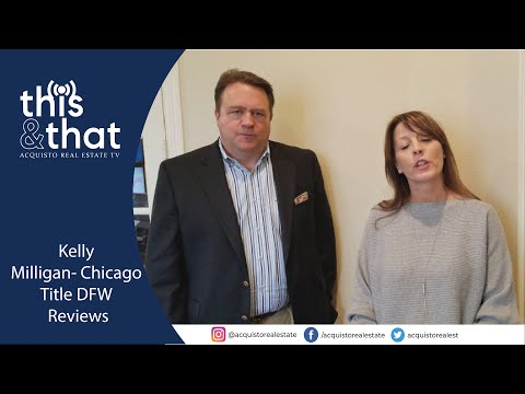 Kelly Milligan- Chicago Title DFW Reviews What to Watch Out for in Wire Fraud