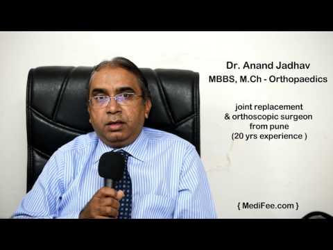 Meet Dr. Anand Jadhav - Orthopaedic Surgeon from Pune