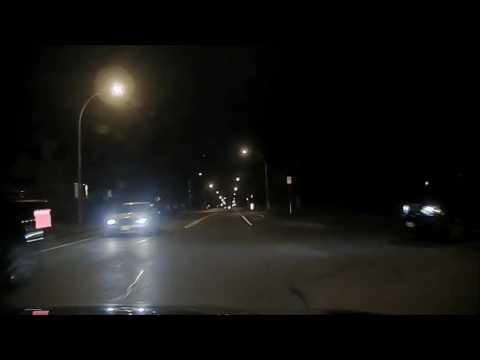 Surrey RCMP Police Dash Cam Video