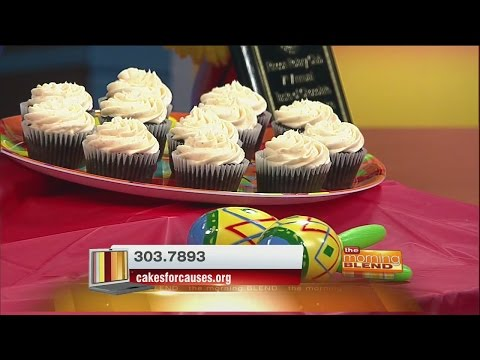 Cakes For Causes - Mexican Hot Chocolate Cupcakes