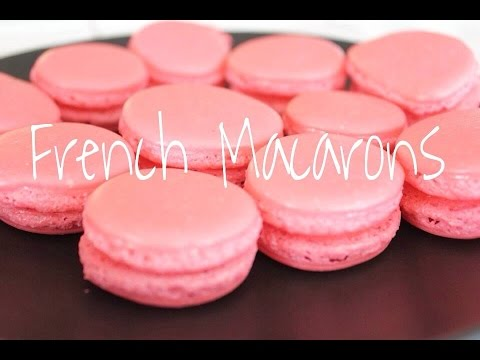 DIY: French Macarons