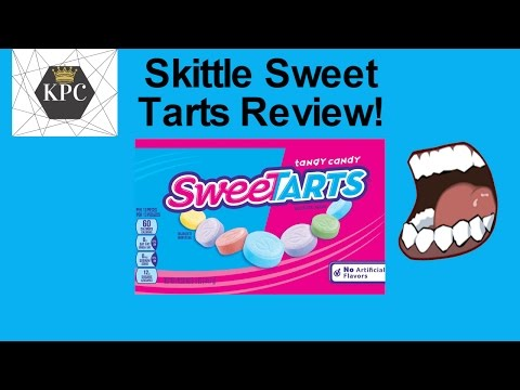 Skittle Sweet Tarts Review