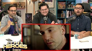 Marvels The Punisher Official Trailer 2 Reaction
