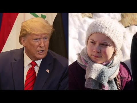 Xxx Mp4 Trump Tells Teen Climate Activist Greta Thunberg To 39 Chill 39 3gp Sex