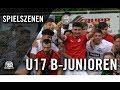 Eintracht Frankfurt U17 – Darmstadt 98 U16 (Finale, U17 Hessenpokal)