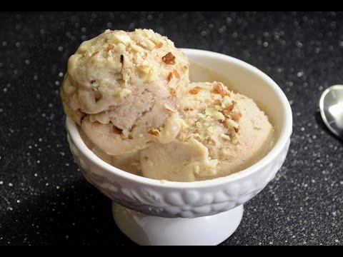 Instant Quick And Healthy Banana Ice cream ( No Ice cream Machine) Recipe